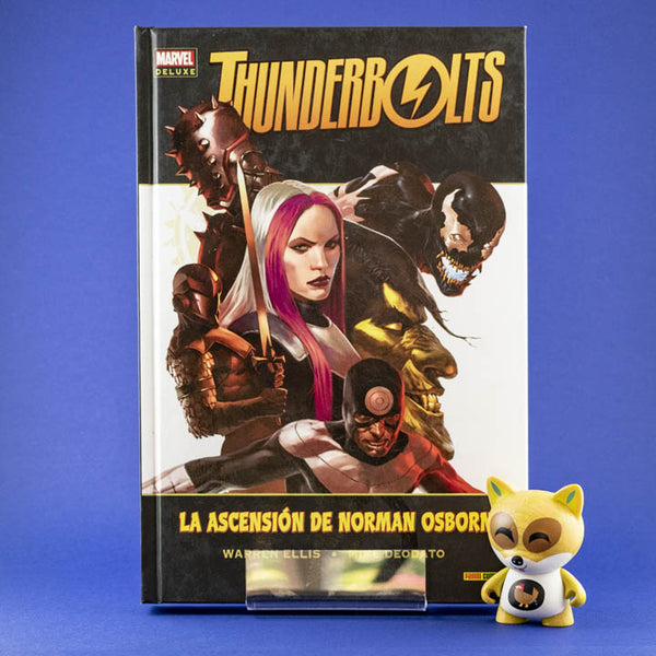 Cómic Thunderbolts: La ascensión de Norman Osborn de AZETA DISTRIBUCIONES | Wash Cómics