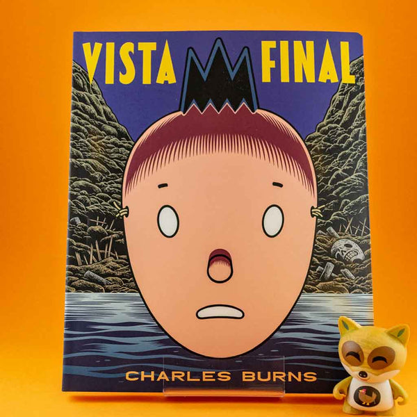 Cómic Vista Final de SD DISTRIBUCIONES | Wash Cómics