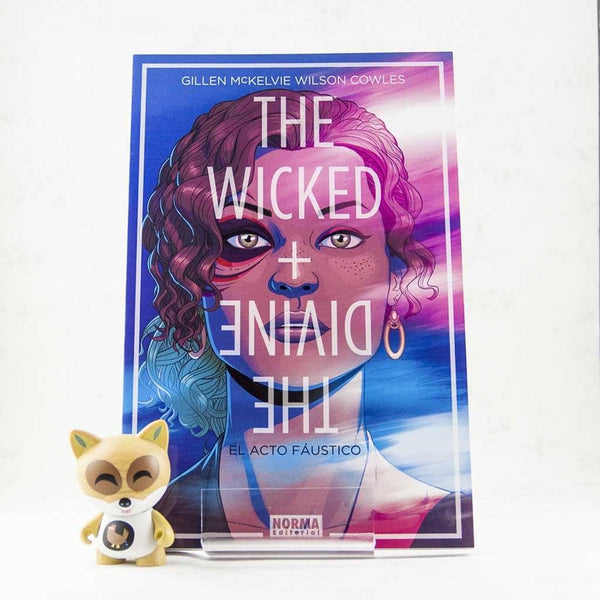 The Wicked & The Divine Vol.1 El Acto Faústico | Americano | Tienda online comics | Wash Cómics