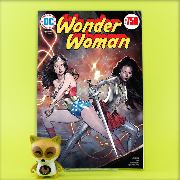 WONDER WOMAN #750 1970S VAR ED | Previews · One Shoot Issues | Wash Cómics