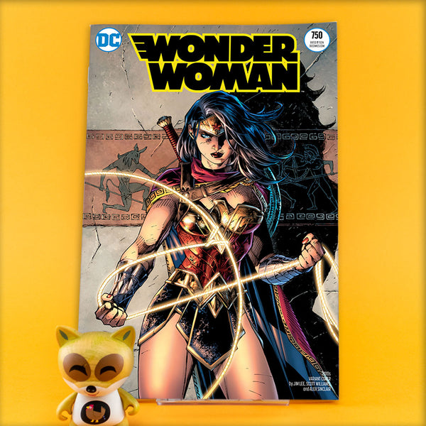 WONDER WOMAN #750 2010S VAR ED | Previews · One Shoot Issues | Wash Cómics