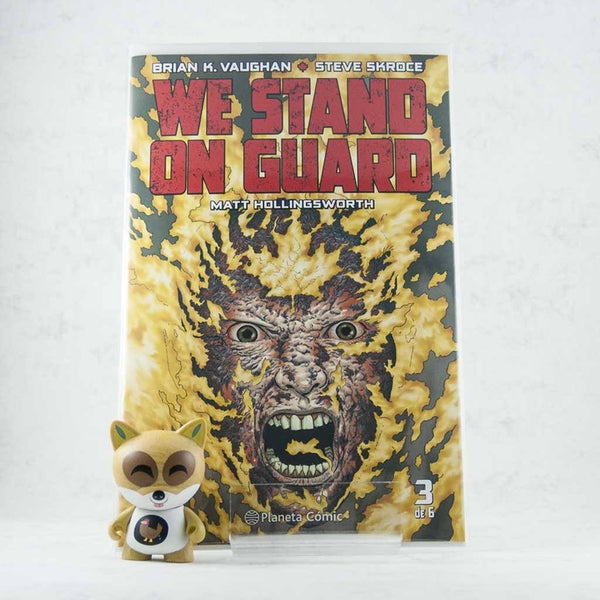 We Stand On Guard 3 | Americano | Wash Cómics