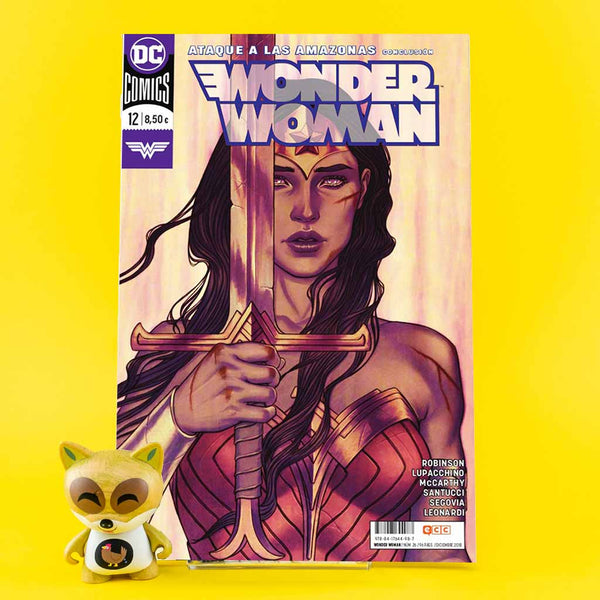 Wonder Woman 26/ 12 | Americano | Wash Cómics