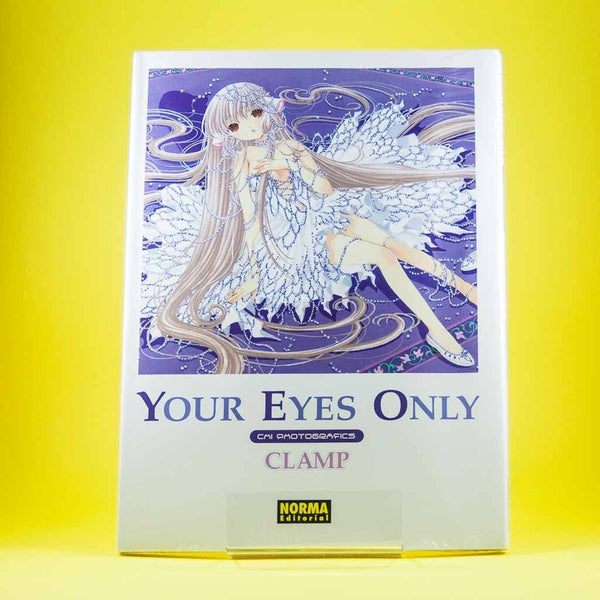 Cómic Chobits 4 + Your Eyes Only | Integral de NORMA | Wash Cómics