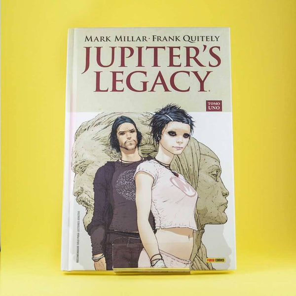 Jupiters Legacy Vol. 1 | Americano | Wash Cómics