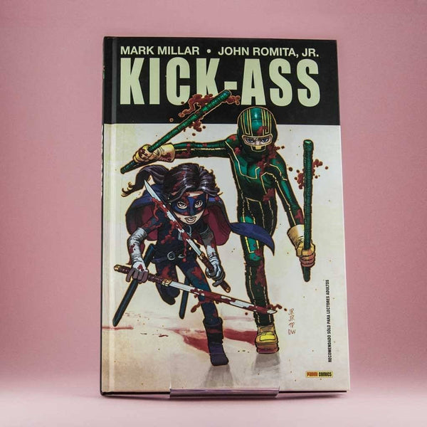 Cómic Kick Ass 1 de PANINI | Wash Cómics
