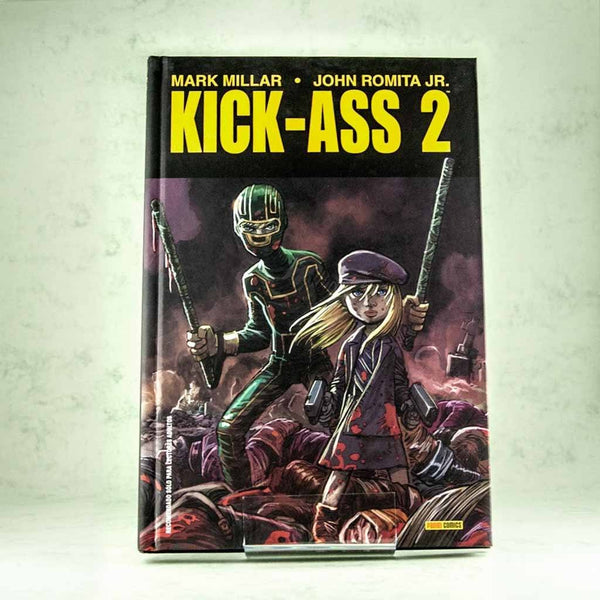 Cómic Kick Ass 2 de PANINI | Wash Cómics