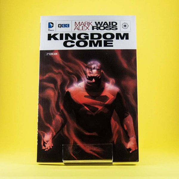Cómic Kingdom Come de ECC | Wash Cómics