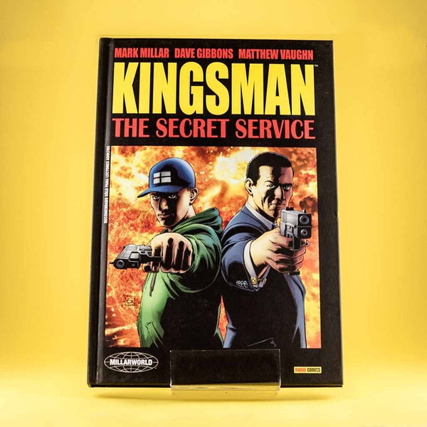 Kingsman. The Secret Service | Americano | Wash Cómics