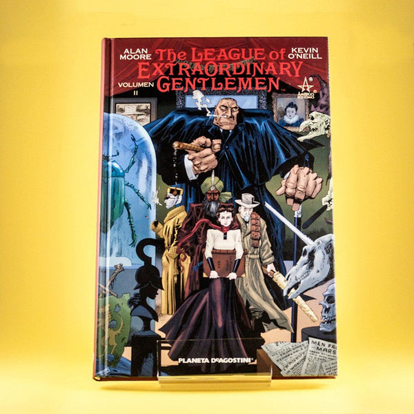 The League Of Extraordinary Men Vol. 2 | Americano | Wash Cómics