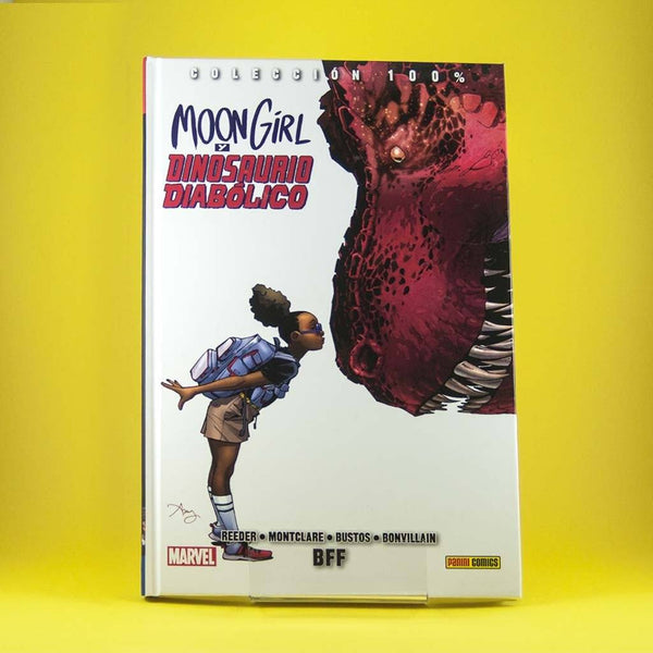 Moon Girl y Dinosaurio Diabólico Vol. 1 | Americano | Wash Cómics