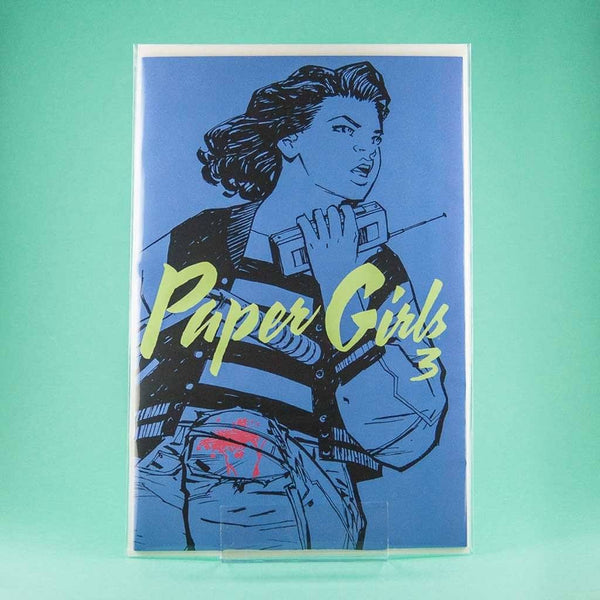 Cómic Paper Girls 03 de PLANETA | Wash Cómics