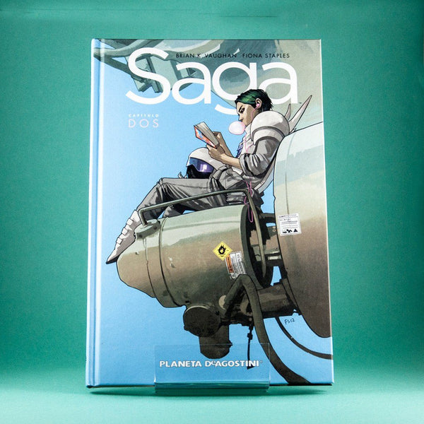 Saga Vol. 2 | Americano | Wash Cómics