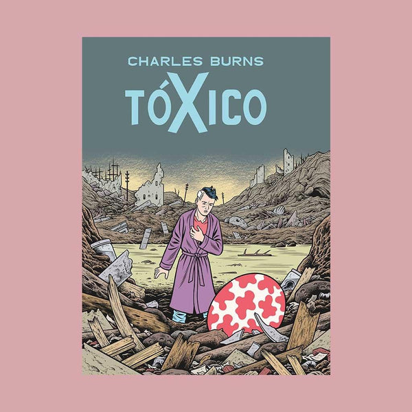 Cómic Tóxico - X´ed Out de RANDOM HOUSE MONDADORI | Wash Cómics