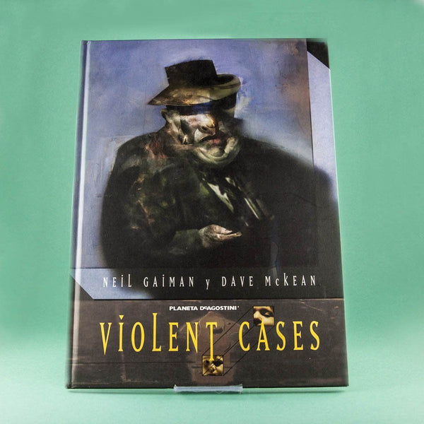 Violent Cases (Nueva Edicion) | Americano | Wash Cómics
