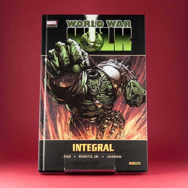 Cómic World War Hulk de PANINI | Wash Cómics