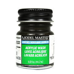 Model Master Black Detail Wash
