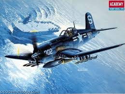 Academy 12267 Chance-Vought F4U-4B 'Korean War'