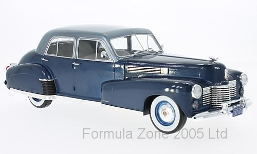 MCG Cadillac Fleetwood Series 60 Two-Tone Blue