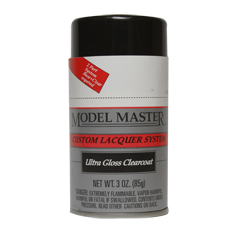 Model Master Ultra Gloss Clear