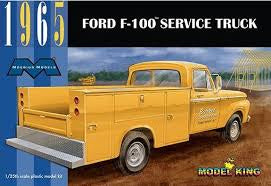 Moebius 1235 1965 Ford F-100 Service Truck
