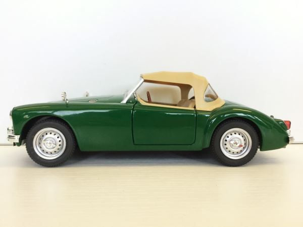 Triple 9 1959 MGA TC - Green