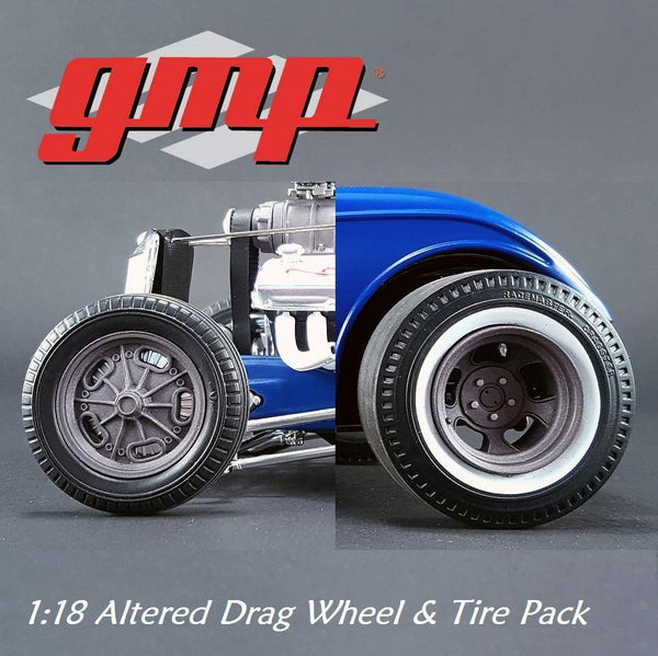 GMP 18864 Altered  Wheel & Tire Set