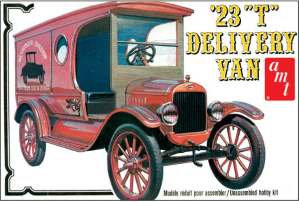 AMT 860 1923 Ford Model T Delivery Van