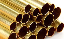 K&S Tube 8127 - Brass - 1/8