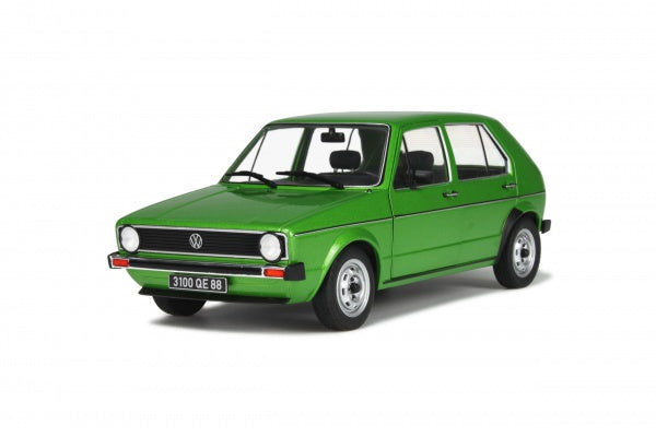 Solido 1800203 1983 Volkswagen Golf L - Viper Green