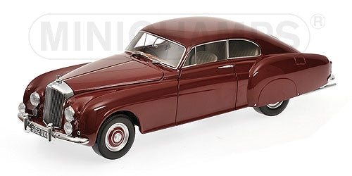 Minichamps 100139421 Bentley R-Type Continental 1954 - Red