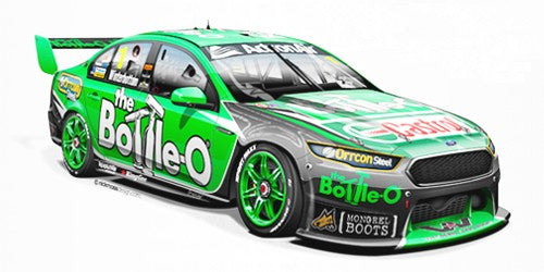 Apex Ford FGX #1 Winterbottom 2016 V8 Supercars