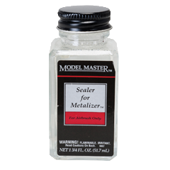 Model Master Metalizer Sealer 1.75oz