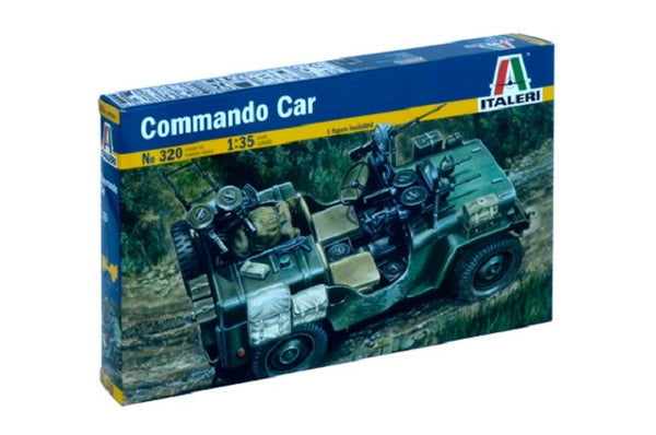 Italeri 320 Commando Car