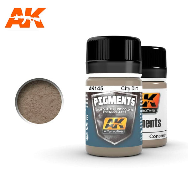AK-Interactive AK145 City Dirt Pigment