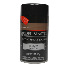 Model Master Dark Tan FS30219
