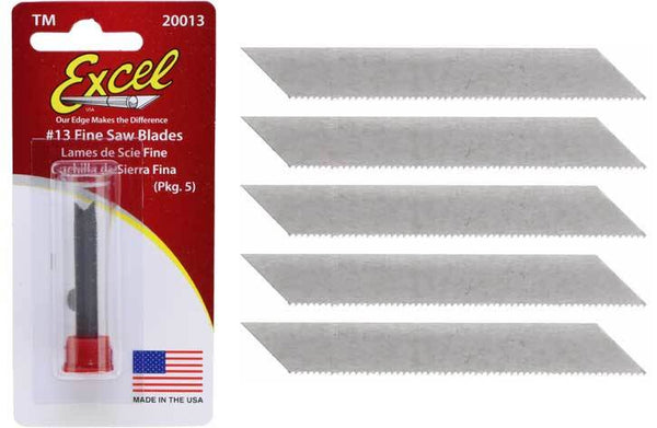 Excel EXC20013 Blades - #13 Saw (5)