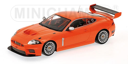 Minichamps 150081391 Jaguar XKR GT3 Orange 2008