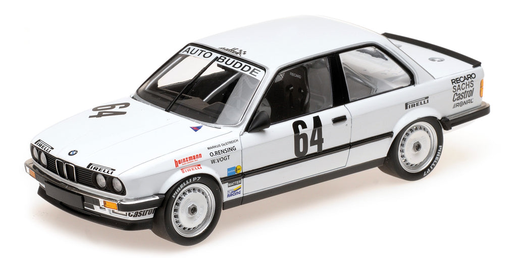 Minichamps 155862664 BMW 325i Winner 24h Nurburgring 1986