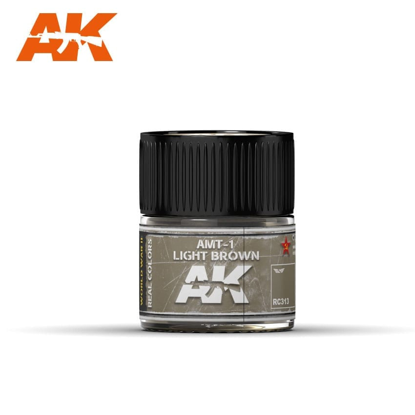 AK-Interactive RC313 AMT-1 Light Brown 10ml