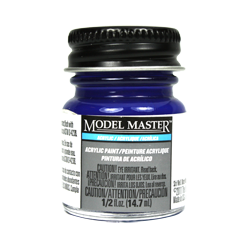 Model Master Ford & GM Engine Blue