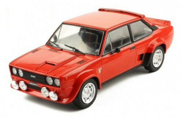 IXO 18CMC003 Fiat 131 Abarth - Red
