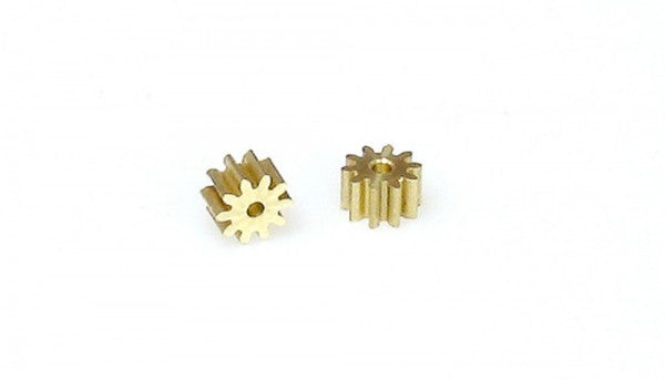 SRP 03075 Pinion Brass 1.5mm 10 Tooth (2)