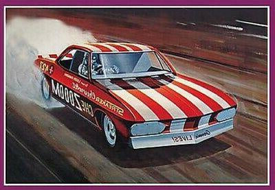 AMT 873 Chezoom Corvair Funny Car