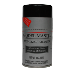 Model Master Metalizer Aluminum Plate