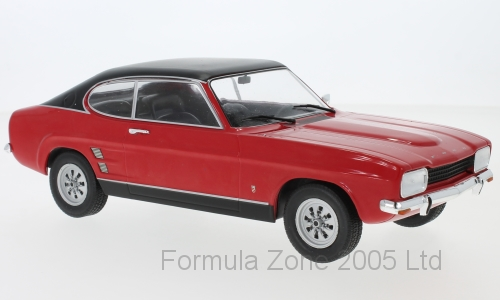 MCG Ford MkI Capri 1600GT - Red