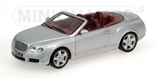 Minichamps 100139031 Bentley Continental GTC 2006