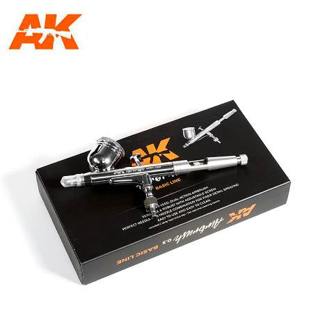 AK-Interactive Airbrushes