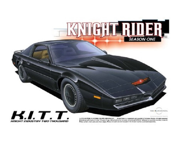 Aoshima Knight Rider 2000 Season One