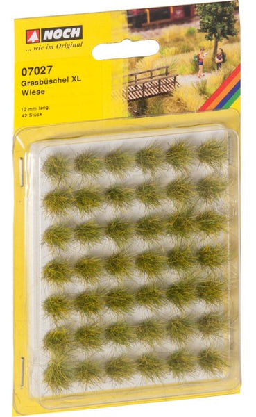 Noch 7027 Tufts - Grass - Meadow - XL